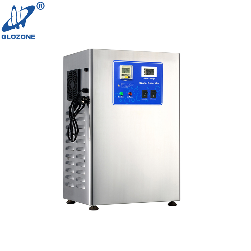Pool Use Manual Commercial Ozone Generator for Water Purification