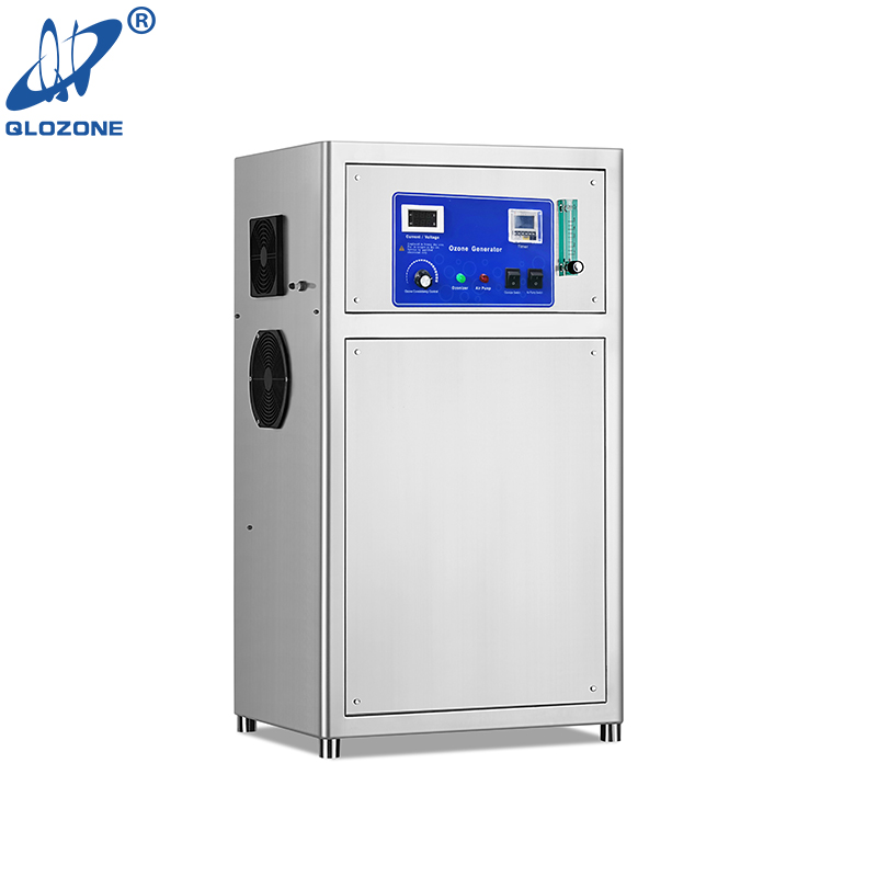 Disinfection Commercial Ozone Generator for Workshop Water Treatment