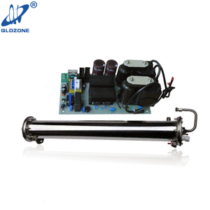 Large Adjustable Water Cooling Ozone Tube Ozone Spare Parts 100 G