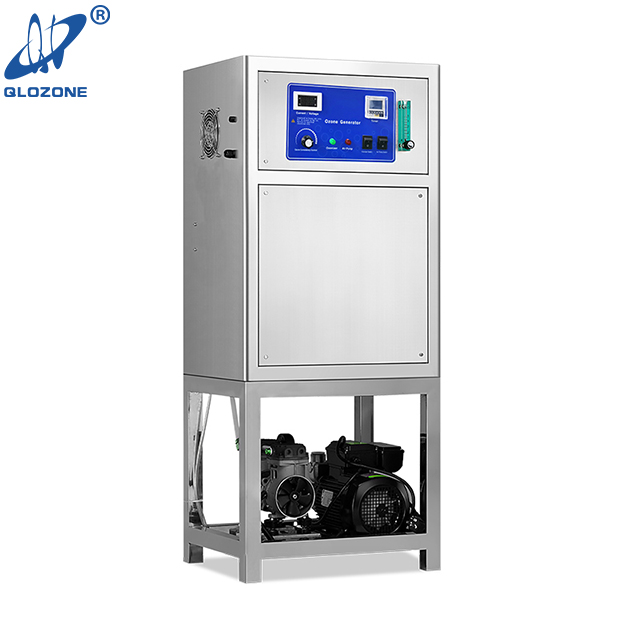 Industrial Ozone Generator Water Systems for Fruit and Vegetables